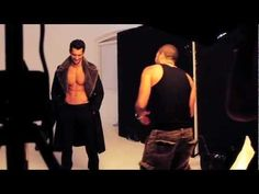David Gandy in Attitude  **-**  He's amazing in this video. Must watch!