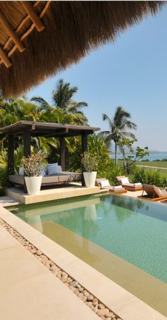 Casa Kalika, Mexico,pool and cabana inspiration