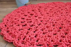All sizes | Crochet Doily Rug | Flickr - Photo Sharing!