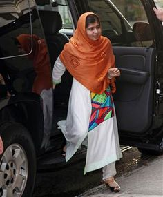 For Malala Yousufzai, a Nobel Prize could cap a remarkable year since Taliban shooting (Photo: Taylor Hill / Getty Images)