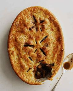 We consider this pie to be a cooking project because it takes some time to put together, but it is well worth the effort. To break up the work, try making the crust and stew a day ahead, then assemble and bake before serving.