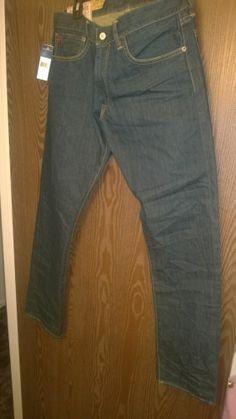 Polo by Ralph Lauren Men's Jeans Size 32X30 NWT Unbeatable Price!!!