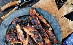 Sweet-and-Spicy Ribs / Peden + Munk