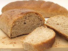 Pan integral con cerveza y aceite de oliva - MisThermorecetas