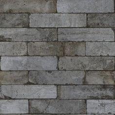 "WashingtonWallcoverings Factory II 33' x 20.5"" Brick 3D Embossed Roll Wallpaper"