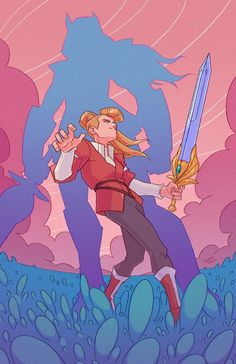 She-Ra and the Princesses of Power is an American animated web television series developed by Noelle Stevenson and produced by DreamWorks. Donia, 3d Fantasy, She Ra Princess Of Power, Fanart, Character Development, Ship Art, Animation Series, All Anime, Dreamworks