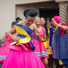Pedi Traditional Attire, Sepedi Traditional Dresses, African Traditional Wedding, South African Dresses, African Fashion Dresses, African Print Fashion, Africa Fashion, African Prints, African Wedding Attire