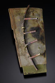 Klimt02: ROXY LENTZ-USA jewelry design unique handmade jewelry images jewelers