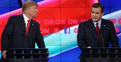 Republican rivals spar over IS fight