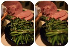 Roasted Asparagus (and Petit Jean Ham) for Thanksgiving!