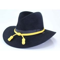 """Yellow Cavalry Hat Cords / Braids / Acorns. (Available in your choice of Standard 29"""" length or COMBAT 31"""" length)"""