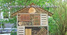 un abri pour les insectes tout simple fabriquer dani le boone decoration jardin. Black Bedroom Furniture Sets. Home Design Ideas