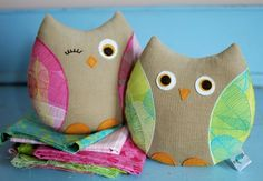 This would be fast and they are soooo cute!  From Retro Mama