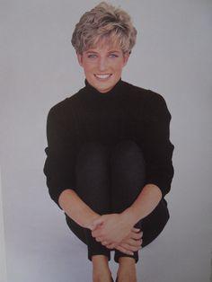 Princess Diana 1992