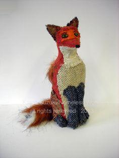 New fox on the block! By Karen Suzuki!
