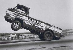 The TRICK TRUCK wheelstander