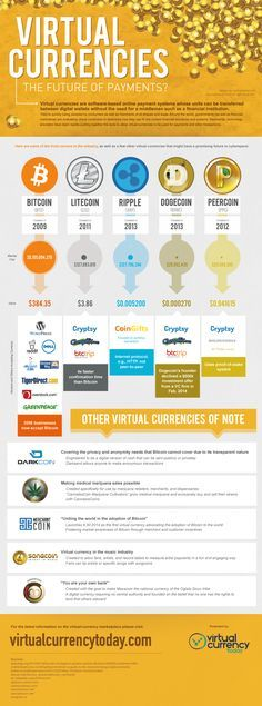 Virtual Currencies The Future of Payments? #Currency #Bitcoins #Finance Advanced Mining Technologies Inc. (AMT Miners) www.amtminers.com
