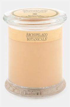 Kashmir and Havana and Stonehenge - Archipelago Botanicals 'Excursion' Glass Jar Candle | Nordstrom