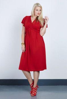 Anna+Scholz+-+Crepe+Jersey+New+Twist++Dress