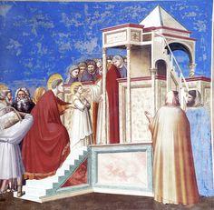 Giotto, The Scrovegni Chapel (all of it!)