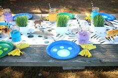 Wild Kratts Birthday Party: Owen Turns - Ice Cream Off Paper Plates Fourth Birthday, Birthday Fun, Birthday Parties, Birthday Ideas, Kid Parties, Lincoln Birthday, Wild Kratts, Celebrate Good Times, Family Birthdays