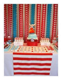 Sweet Bambinos: {Real Party} - Olivia the Pig Birthday Party