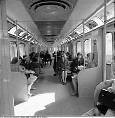 The TTC in the 1960's