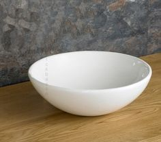 Gela 27.5cm Compact Round Countertop Bathroom Basin