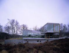 Posbank Pavilion | Veluwe Zoom National Park, Rheden, The Netherlands | SeARCH