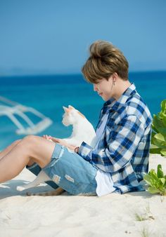 Bts summer 2017 in Hawaii Park Jimin
