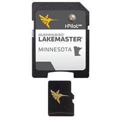 Humminbird Lakemaster Chart - Minnesota - MicroSD/SD - 2017