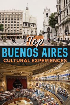 Things to do in Buenos Aires - The top 5 cultural experiences you can't miss during your visit to the stunning captial of Argentina. Visit Argentina, Argentina Travel, Ushuaia, Palermo, Scenic Photography, Night Photography, Landscape Photography, Patagonia, Spanish Practice