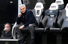 Serie A: Jose Mourinho Joins Roma On Three-Year Deal - FOOTBALL FLAME