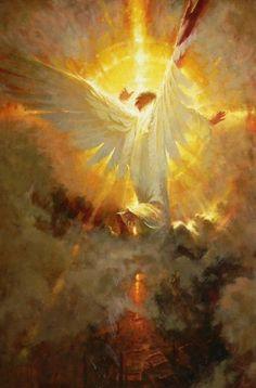 Angel de Luz.