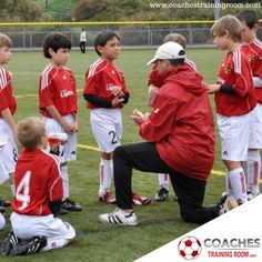 #SoccerTips: Greet each player when they arrive in a way that lets them know you're happy to see them. View more coaching resources at >>> www.coachestrainingroom.com/resources #soccercoach #coachestrainingroom #ayso #youthsoccer #coachingsoccer #soccerdrill #soccerdrills #soccercoaches #nikesoccer #nscaa #youthcoach #kidssoccer #ussoccer