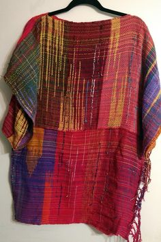 Ravelry: SAORI Weaving For Everyone discussion topic - WIPs & FOs APRIL 2017