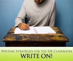 13 Simple Strategies for Helping English Language Learners Throughout the Writing Process