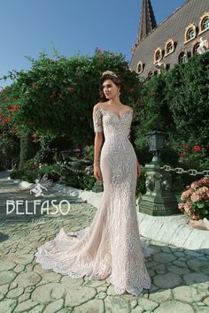 Big Wedding Dresses Ball Gown Wellcome to fashion world Belfaso. Pnina Wedding Dresses, Fairy Wedding Dress, Wedding Dress Chiffon, Princess Wedding Dresses, Bridal Dresses, Lovely Dresses, Vintage Dresses, Ball Dresses, Ball Gowns