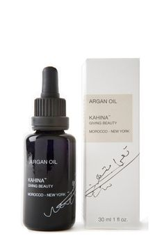For Kahina's founder Katharine L'Heureux, Moroccan argan oil is more than a luxurious holistic ingredient that does wonders for the skin. It's also the heart and soul of time-honored extraction techni