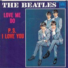 The Beatles - Love Me Do, 1962