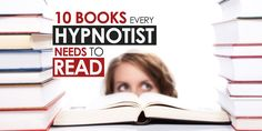 This top 10 list is what I consider to be essential reading for any hypnotist who takes the craft seriously. It doesn't matter whether you are brand new to the field or if you have many years of experience. You'll become a smarter and more resource-rich hypnotist after you get through reading … or even …