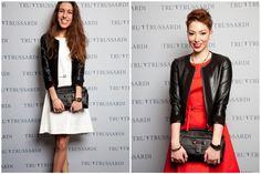 Little Black Jacket #TweetYourLook with Tru Trussardi Rome Styling Set ~ The Dolls Factory