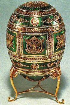 Oeuf Napoléonien - Fabergé - 1912