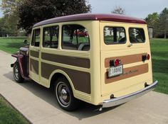1947 Willys-Overland Jeep | Station Wagon Finder