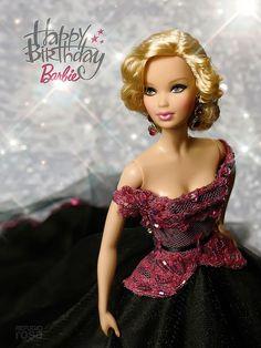 Happy Birthday Barbie | Flickr - Photo Sharing! #compartirvideos.es #happy-birthday