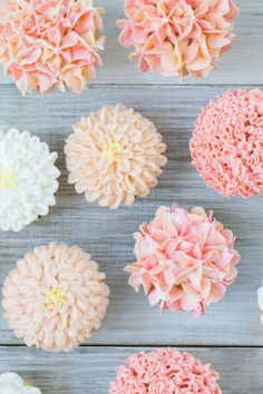 9 spring pastries that are perfect for your next party this season:
