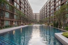 The unit has total of 60 square meter living space, 2 spacious bedrooms, one en-suited total 2 bathrooms, a nice open plan and fully fitted Western kitchen, a living room and a balcony. It is on the 2nd floor of the building, facing North. This unit is your for ฿2,900,000.