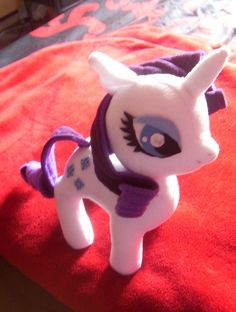 My Little Pony, Friendship is Magic- Rarity
