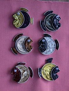 Poissons.JPG, nov. 2014 tout un site qui utilise des capsules de café pour faire des objets amusants !