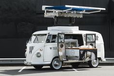 combi food truck - Google Search